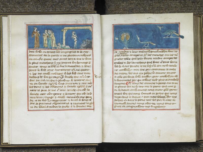 CHANTILLY, Bibliothèque du château, 0027 (1079), f. 002v - 003