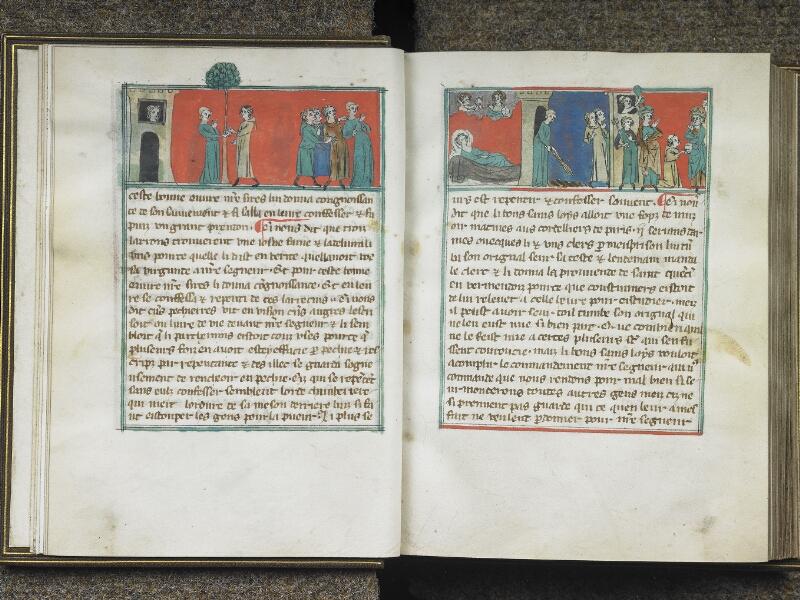CHANTILLY, Bibliothèque du château, 0027 (1079), f. 004v - 005
