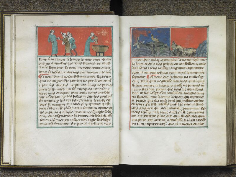 CHANTILLY, Bibliothèque du château, 0027 (1079), f. 006v - 007