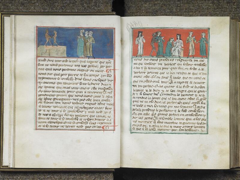CHANTILLY, Bibliothèque du château, 0027 (1079), f. 007v - 008