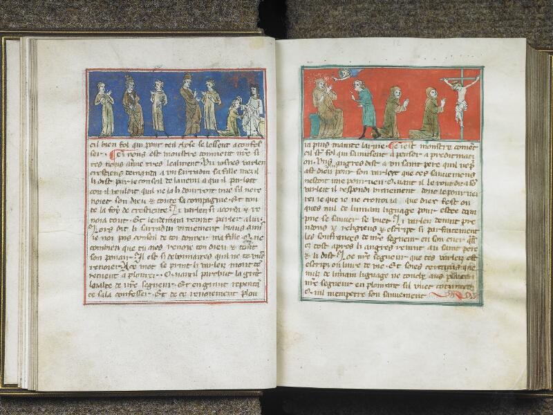 CHANTILLY, Bibliothèque du château, 0027 (1079), f. 011v - 012