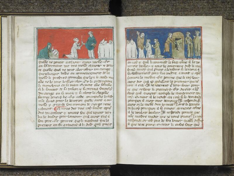 CHANTILLY, Bibliothèque du château, 0027 (1079), f. 014v - 015