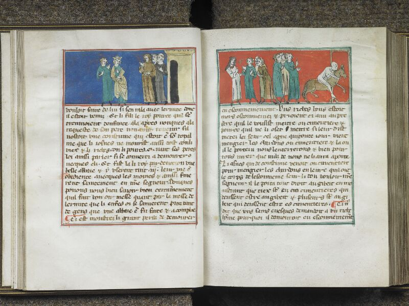 CHANTILLY, Bibliothèque du château, 0027 (1079), f. 015v - 016