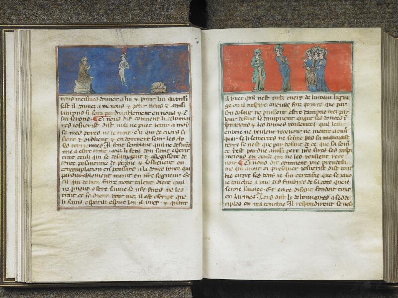 CHANTILLY, Bibliothèque du château, 0027 (1079), f. 019v - 020