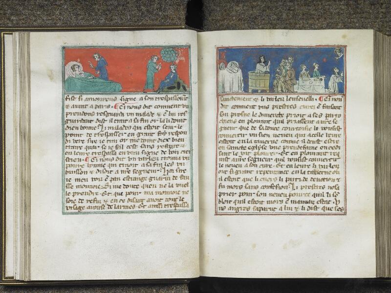 CHANTILLY, Bibliothèque du château, 0027 (1079), f. 022v - 023