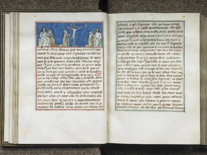 CHANTILLY, Bibliothèque du château, 0027 (1079), f. 023v - 024