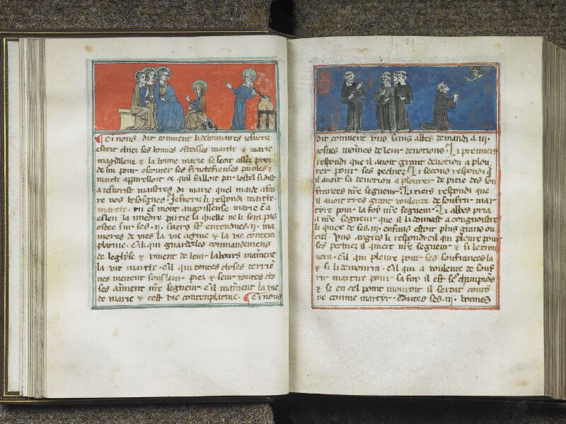 CHANTILLY, Bibliothèque du château, 0027 (1079), f. 024v - 025