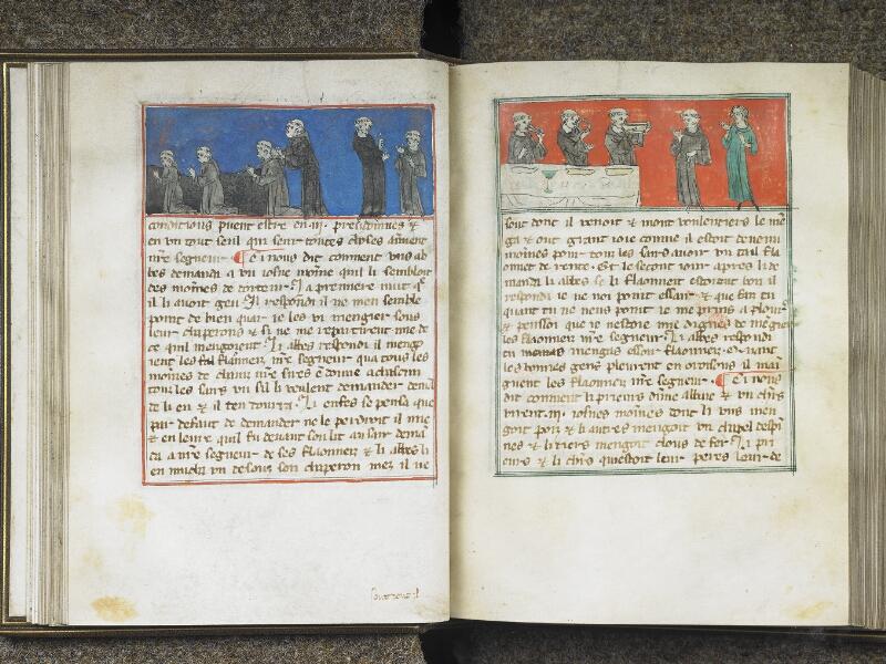 CHANTILLY, Bibliothèque du château, 0027 (1079), f. 025v - 026