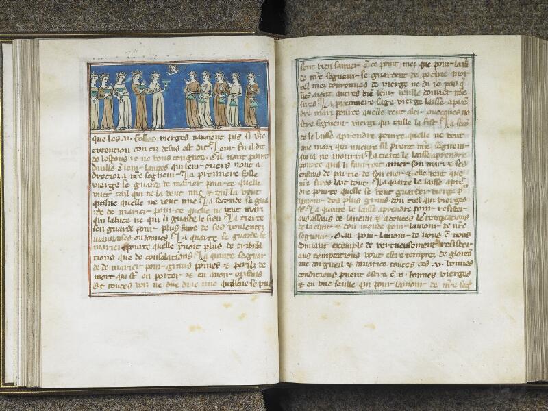 CHANTILLY, Bibliothèque du château, 0027 (1079), f. 029v - 030