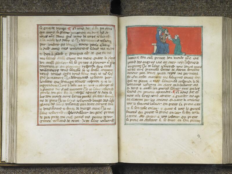 CHANTILLY, Bibliothèque du château, 0027 (1079), f. 030v - 031