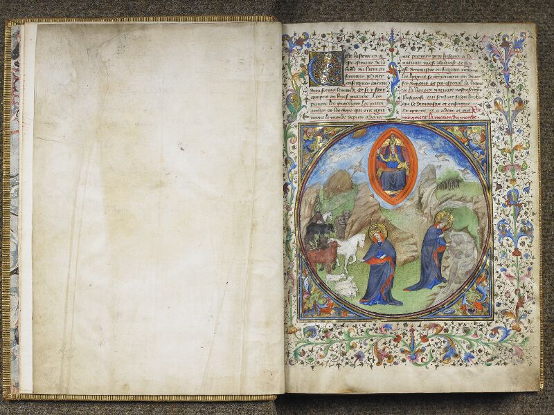 CHANTILLY, Bibliothèque du château, 0028 (1378), f. 000Dv - 001