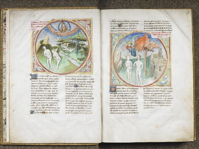 CHANTILLY, Bibliothèque du château, 0028 (1378), f. 004v - 005