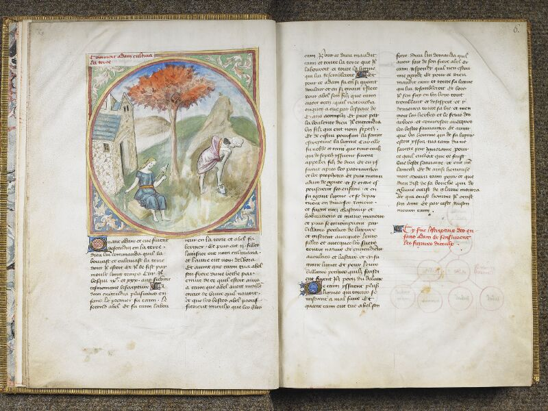 CHANTILLY, Bibliothèque du château, 0028 (1378), f. 005v - 006
