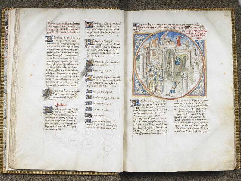 CHANTILLY, Bibliothèque du château, 0028 (1378), f. 019v - 020
