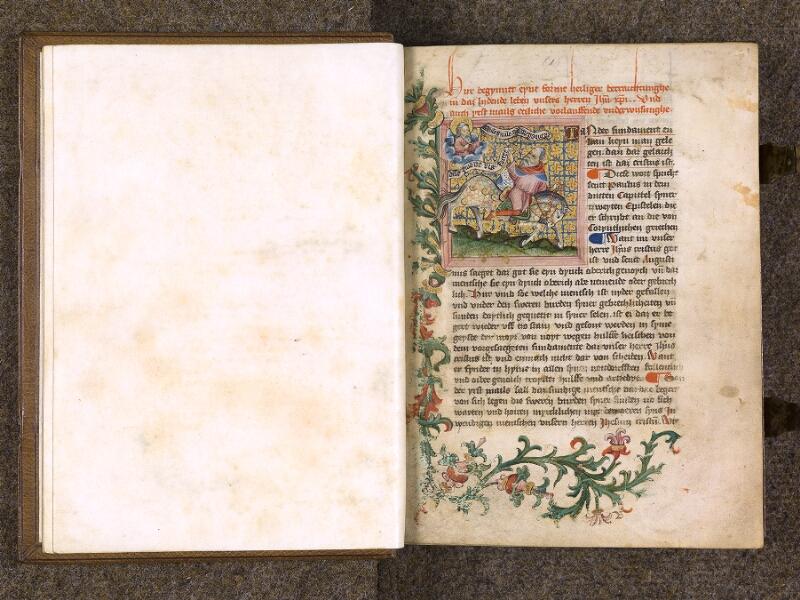 CHANTILLY, Bibliothèque du château, 0035 (1455), f. 000Bv - 001