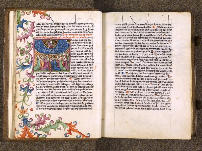 CHANTILLY, Bibliothèque du château, 0035 (1455), f. 010v - 011