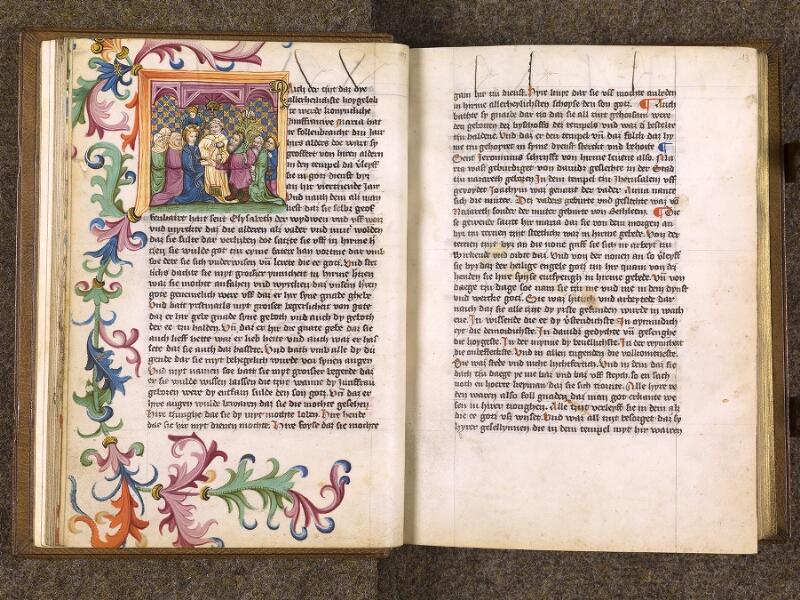 CHANTILLY, Bibliothèque du château, 0035 (1455), f. 012v - 013
