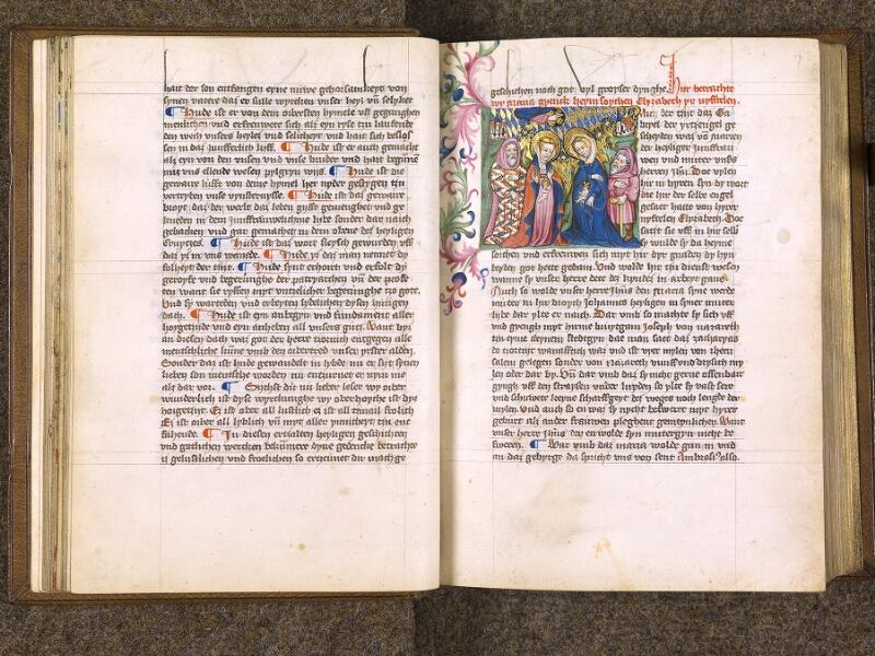 CHANTILLY, Bibliothèque du château, 0035 (1455), f. 018v - 019