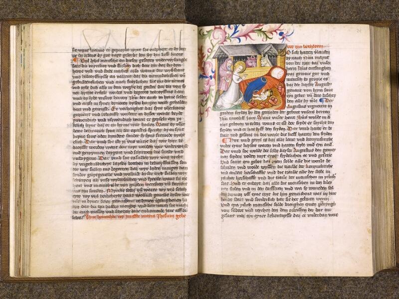 CHANTILLY, Bibliothèque du château, 0035 (1455), f. 024v - 025
