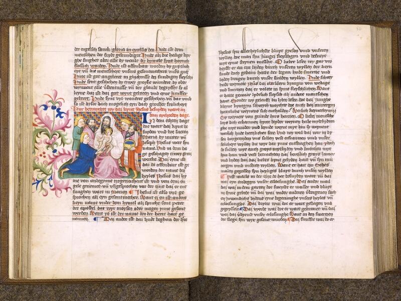 CHANTILLY, Bibliothèque du château, 0035 (1455), f. 029v - 030