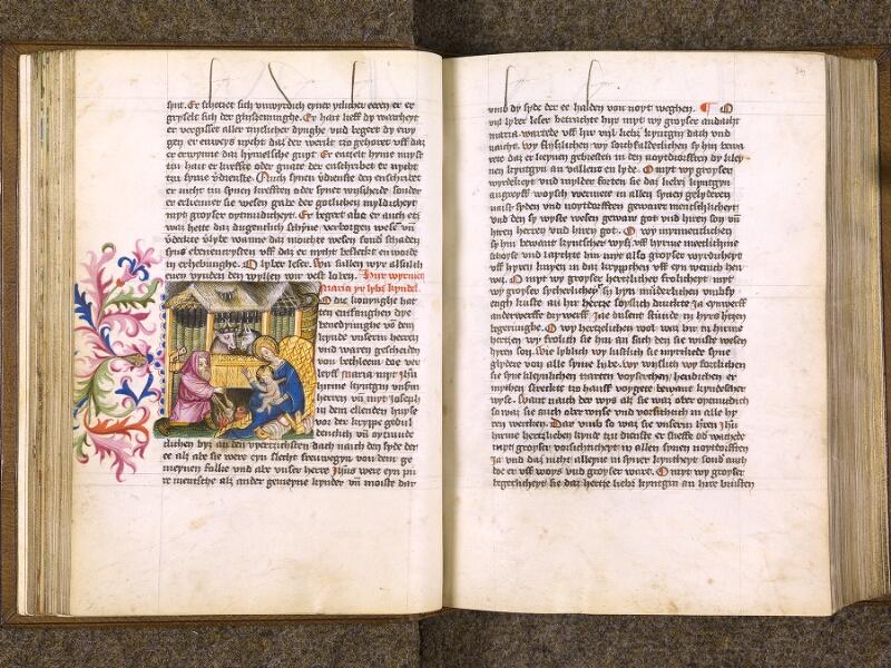 CHANTILLY, Bibliothèque du château, 0035 (1455), f. 033v - 034