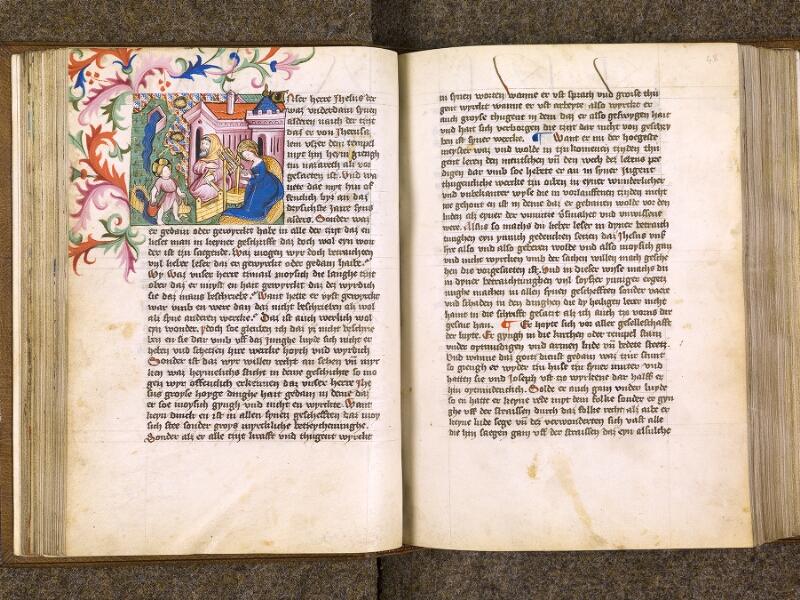 CHANTILLY, Bibliothèque du château, 0035 (1455), f. 047v - 048