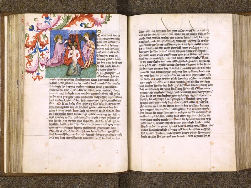 CHANTILLY, Bibliothèque du château, 0035 (1455), f. 052v - 053