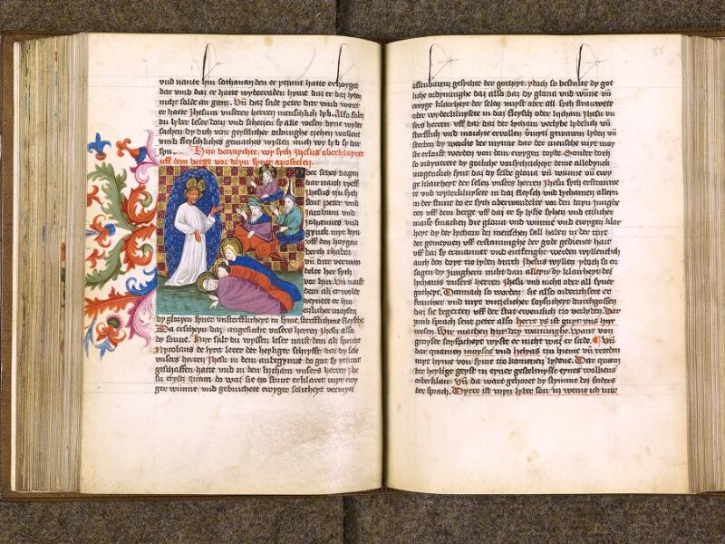 CHANTILLY, Bibliothèque du château, 0035 (1455), f. 087v - 088