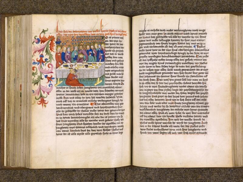 CHANTILLY, Bibliothèque du château, 0035 (1455), f. 107v - 108