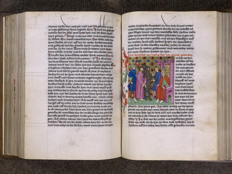 CHANTILLY, Bibliothèque du château, 0035 (1455), f. 124v - 125