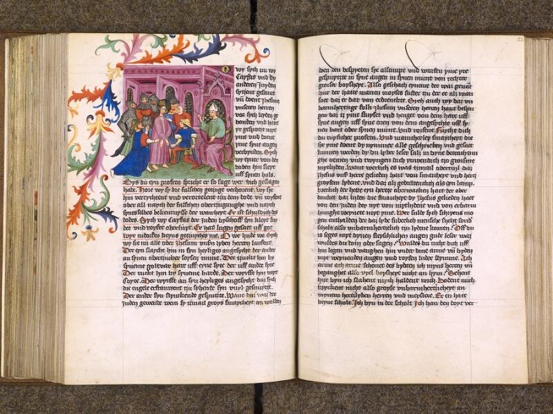 CHANTILLY, Bibliothèque du château, 0035 (1455), f. 126v - 127