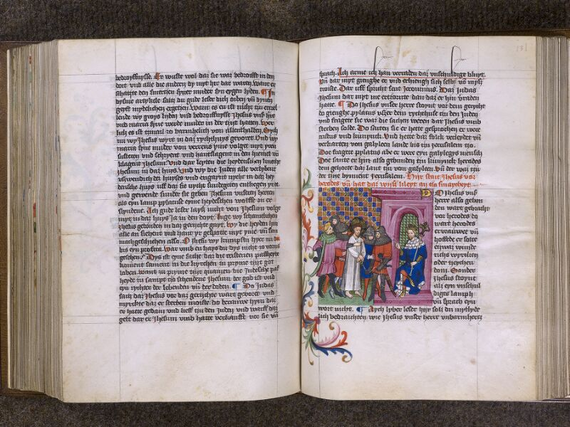 CHANTILLY, Bibliothèque du château, 0035 (1455), f. 130v - 131
