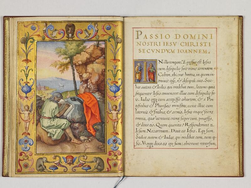 CHANTILLY, Bibliothèque du château, 0039 (1601), f. 002v - 003