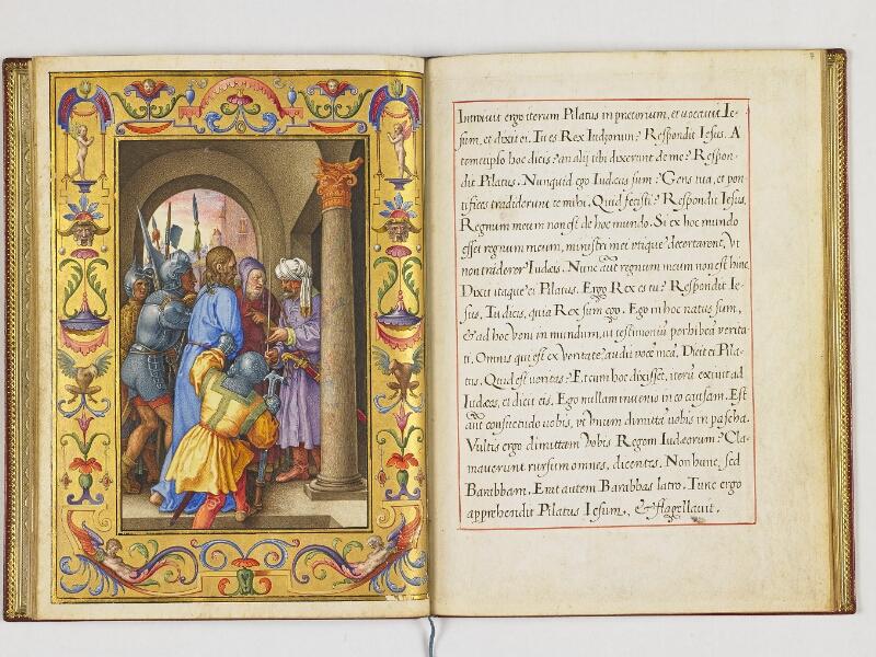 CHANTILLY, Bibliothèque du château, 0039 (1601), f. 006v - 007