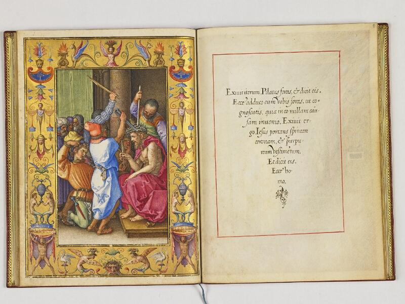 CHANTILLY, Bibliothèque du château, 0039 (1601), f. 008v - 009
