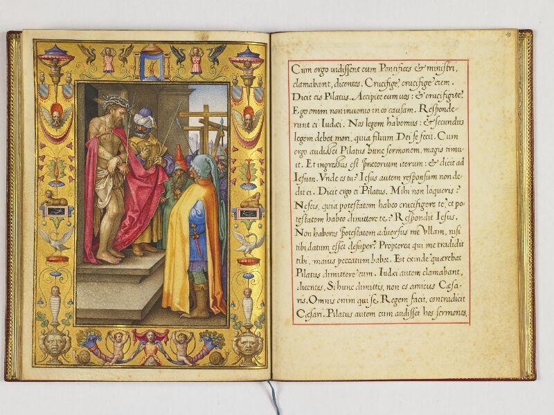 CHANTILLY, Bibliothèque du château, 0039 (1601), f. 009v - 010