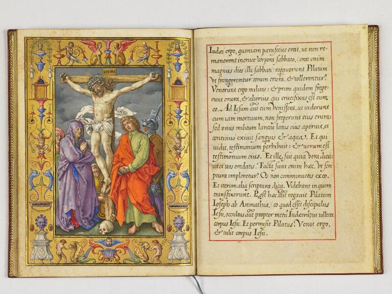CHANTILLY, Bibliothèque du château, 0039 (1601), f. 012v - 013