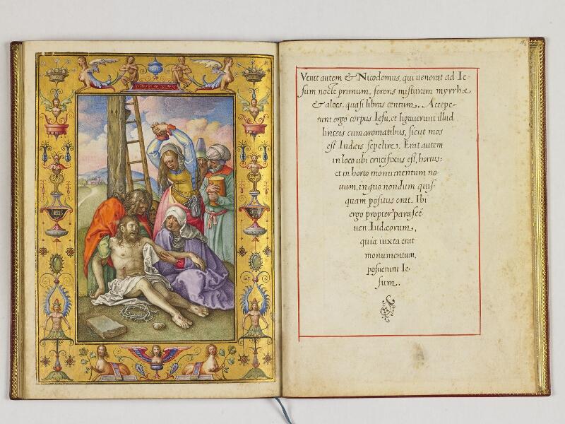 CHANTILLY, Bibliothèque du château, 0039 (1601), f. 012v - 014