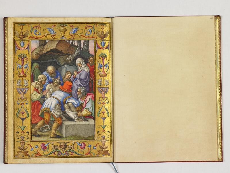 CHANTILLY, Bibliothèque du château, 0039 (1601), f. 014v - feuillet vierge