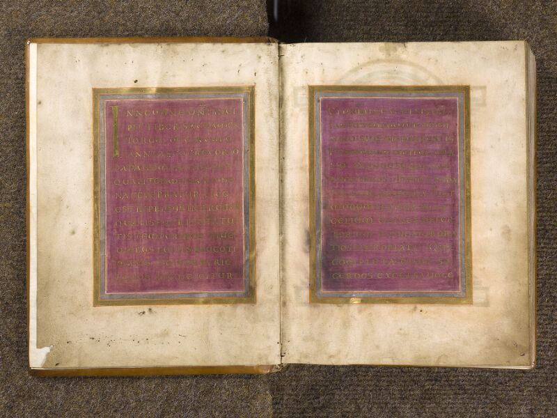 CHANTILLY, Bibliothèque du château, 0040 (1447), f. 001v - 002