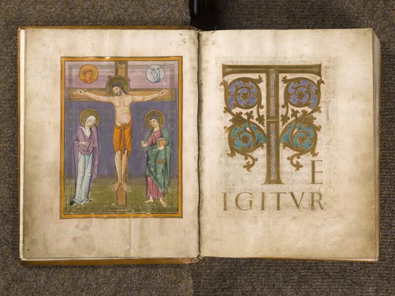 CHANTILLY, Bibliothèque du château, 0040 (1447), f. 004v - 005