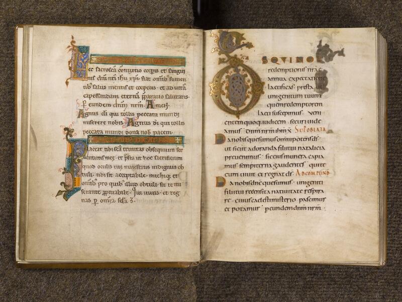 CHANTILLY, Bibliothèque du château, 0040 (1447), f. 010v - 011