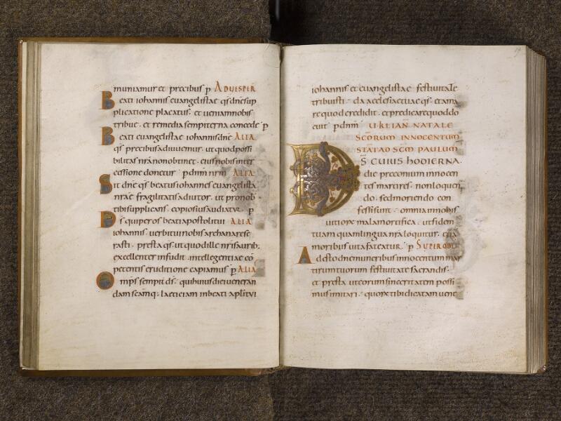 CHANTILLY, Bibliothèque du château, 0040 (1447), f. 018v - 019