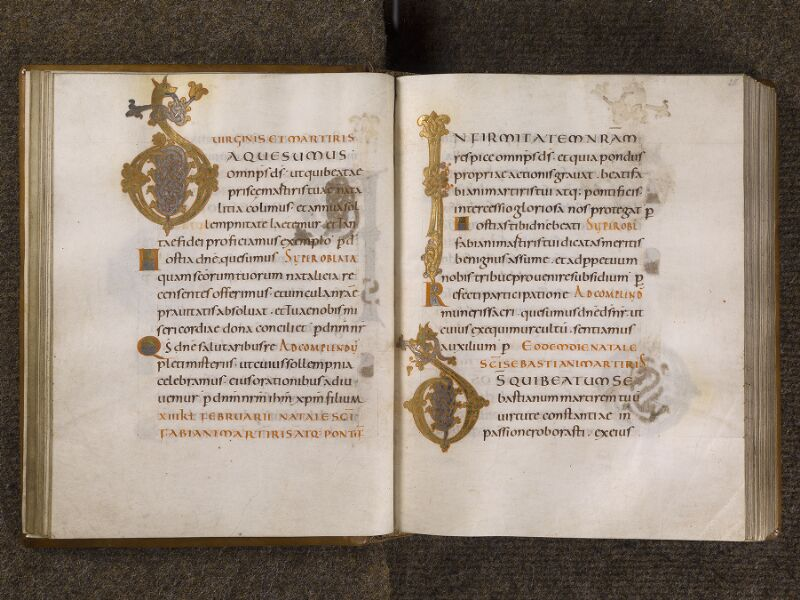 CHANTILLY, Bibliothèque du château, 0040 (1447), f. 024v - 025