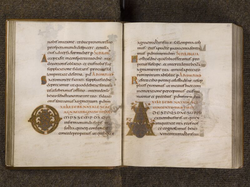 CHANTILLY, Bibliothèque du château, 0040 (1447), f. 025v - 026