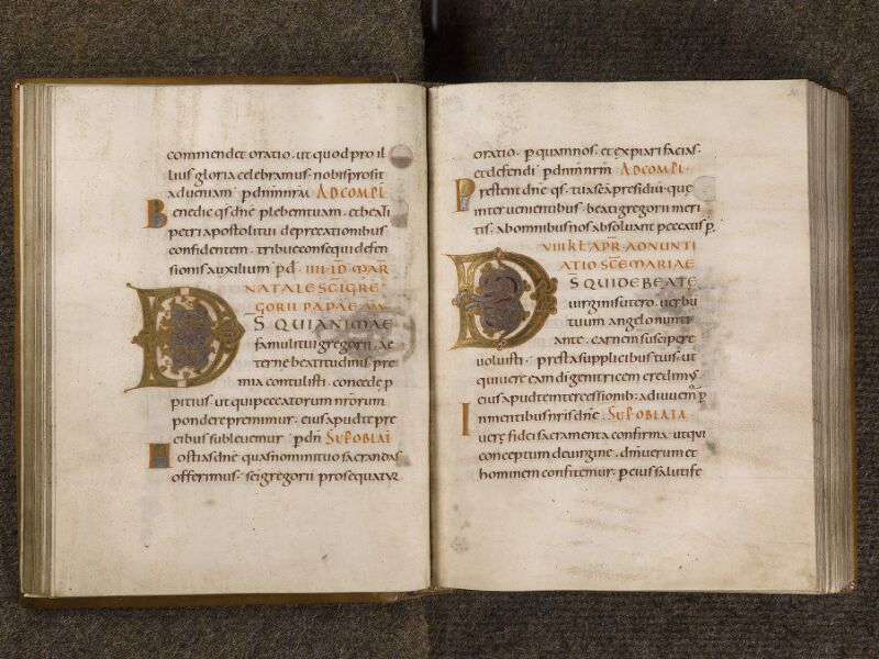 CHANTILLY, Bibliothèque du château, 0040 (1447), f. 029v - 030