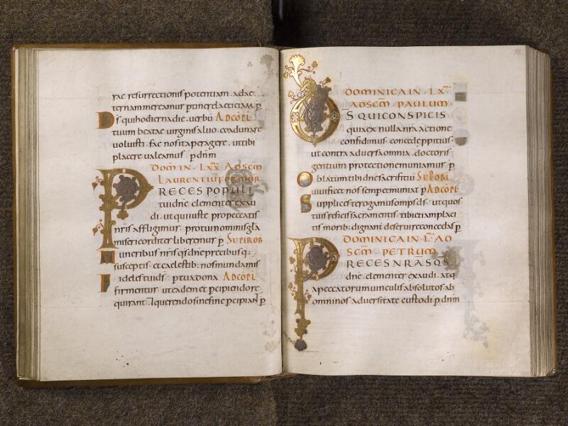 CHANTILLY, Bibliothèque du château, 0040 (1447), f. 030v - 031