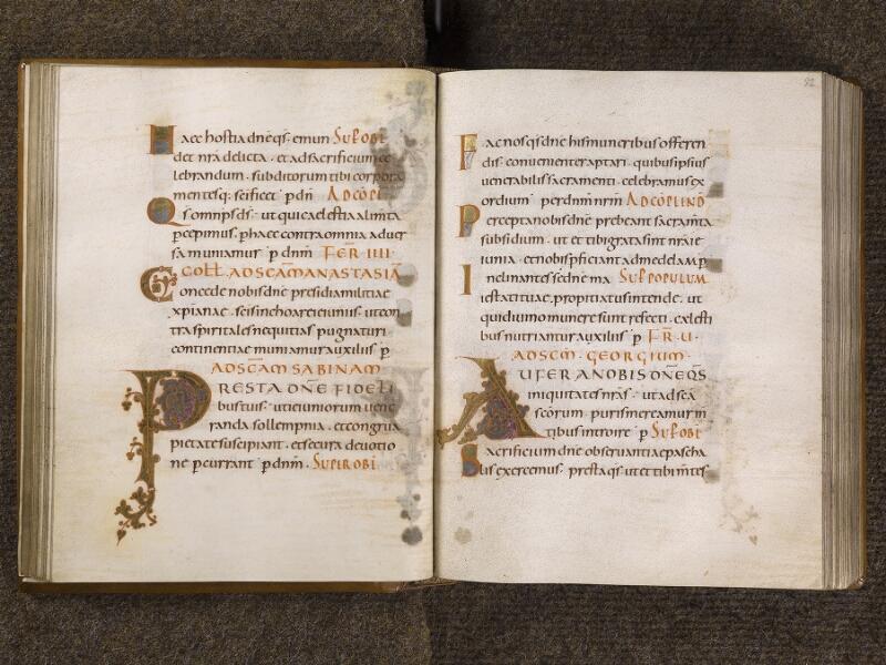 CHANTILLY, Bibliothèque du château, 0040 (1447), f. 031v - 032