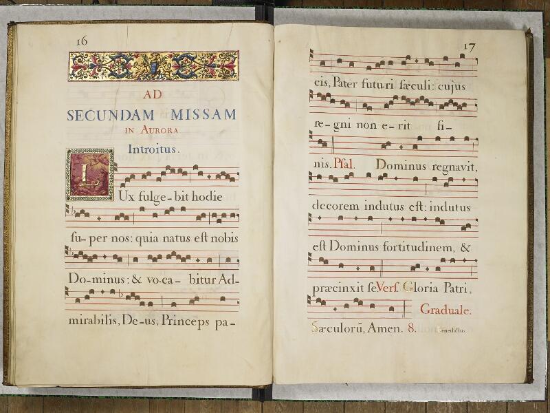 CHANTILLY, Bibliothèque du château, 0044 (1681), p. 020 - 021
