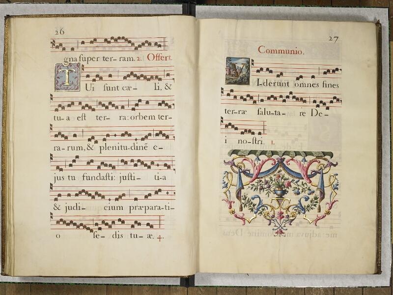 CHANTILLY, Bibliothèque du château, 0044 (1681), p. 030 - 031
